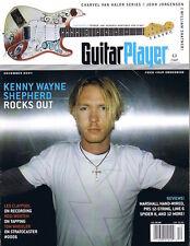 2004 Guitar Player Magazine Reviews Marshall 2061X, PRS 12-String, Roland GR-20