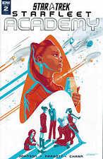 Star Trek Starfleet Academy #2 1:10 Retailer Incentive Variant RI IDW 2015