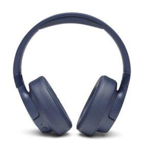 JBL TUNE 750BTNC Noise-Canceling Wireless Over-Ear Headset - Blue