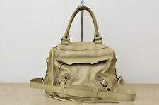Balenciaga Classic Agneau Metro 2Way Shoulder Motorcycle Bag GU Authentic RARE