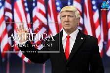DID 1/6 Scale Donald Trump AP002 45th President Of The United State Figure