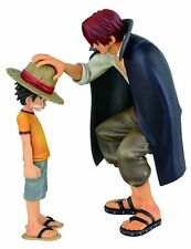 ONE PIECE - Figurine Dramatic Showcase Luffy + Shanks - Pack 2 - FIGURINE NEW