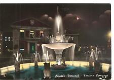 LAVELLO  ( Potenza )  -  Fontana Luminosa