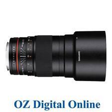 Samyang 135mm F/2.0 Ed UMC 135 F2.0 Lens for Canon 1 YR AU WTY