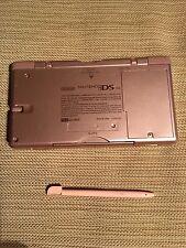 Nintendo DS Lite Metallic Pink (Rose) System