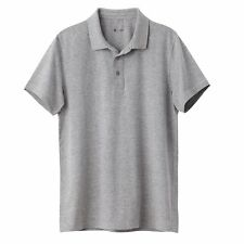 LA REDOUTE MENS POLO SHIRT GREY SIZE 2XL NEW (ref 400) SALE