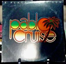 PABLO CRUISE A Place in the Sun Album Released 1977 Vinyl/Record  Collection US