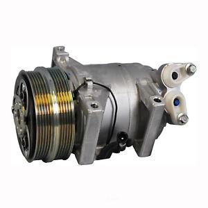 A/C  Compressor And Clutch- New   DENSO   471-5021