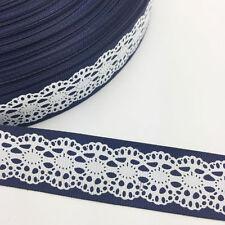 NEW DIY 1 5  Yards 1'' 25mm Printed Grosgrain Ribbon Hair Bow Sewing 11