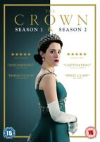 Nuovo The Crown Stagioni 1 A 2 DVD