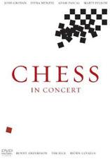 Chess in Concert DVD (2009) Hugh Wooldridge ***NEW***