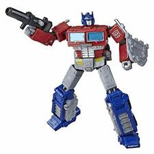 Transformers Toys Generations War for Cybertron: Earthrise Leader Optimus Prime