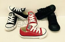 CONVERSE INFANT CHUCK TAYLOR ALL STAR (TODDLERS) SIZE 2-10