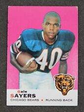 1969 Topps Gale Sayers #51 Chicago Bears Card Hof Excellent