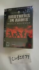 Brothers in Arms Hell's Highway Limited Edition LE (PlayStation 3, 2008) PS3 NEW