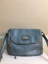 Relic Crossbody Handbag Purse Light Blue