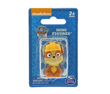 Cake Topper Paw Patrol Mini Figure Rubble Puppy Dog Nickelodeon 1.5 in.