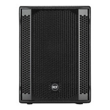 """RCF Active Sub 702-ASII 12"""" 1400w Powered Subwoofer DJ Disco Band PA"""