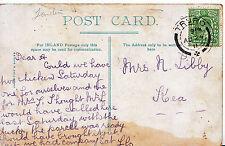 Genealogy Postcard - Family History - Libby - Kea  383A