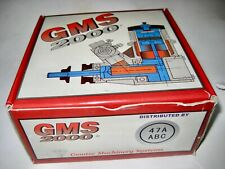 GMS 47 NITRO RADIO CONTROL MODEL AIRPLANE ENGINE