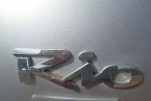 2010 kia rio sports hatch boot badge JB, 05-11