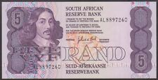 TWN - SOUTH AFRICA 119d - 5 Rand 1980 UNC Various prefixes