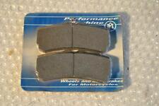 HARLEY DAVIDSON PERFORMANCHE MACHINE  PASTIGLI FRENO/BRAKE PADS