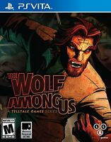 NEW Wolf Among Us (Sony PlayStation 4, 2014)