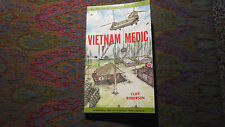 Vietnam Medic by Cliff Roberson - Signed- LikeNew 1996 Paperback