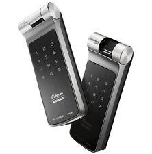 GATEMAN Z10-IH Digital Door Lock LED Touch keyless Keypad Fingerprint