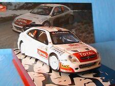 CITROEN XSARA WRC #19 RALLYE MONTE CARLO 2006 SORDO MARTI IXO 1/43 CANTABRIA