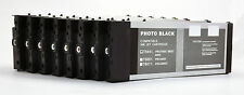 8X220ml UltraChrome K3 Pigment,Compatible Epson 4000/7600/9600 Ink Cartridges