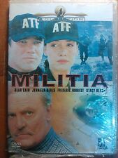 FILM DVD- MILITIA - CON DEAN CAIN E STACY KEANCH  - WILD WOLF COLLECTION
