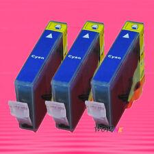 3P BCI-3e C CYAN INK CARTRIDGE FOR CANON 3010 MP760 F80