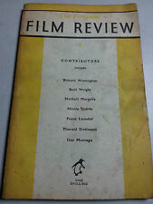 THE PENGUIN FILM REVIEW 2 (January 1947, 1st edition)