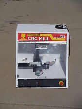 Denford Micromill 2000 CNC Mill Techcenter 21