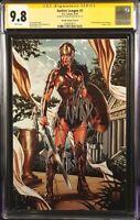 JUSTICE LEAGUE #1 CGC SS 9.8 BROOKS VIRGIN VARIANT BATMAN SUPERMAN WONDER WOMAN