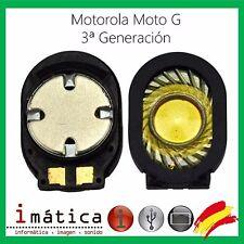 ALTAVOZ BUZZER PARA MOTOROLA MOTO G3 XT1540 XT1550 XT1541 XT1544 SPEAKER 3ND