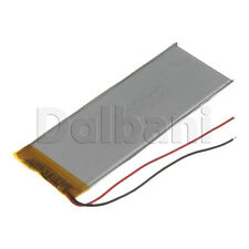 New 3.7V 2600mAh Internal Li-ion Polymer Built-in Battery 113x42x3mm 29-16-0956
