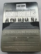 Band of Brother: Golden Globe Winner (DVD) Sealed! Brand New