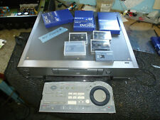 More details for sony dhr-1000ux dv recorder mini dv parts only not working