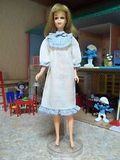 MATTEL BARBIE COUSIN FRANCIE TUCKERED OUT NIGHT GOWN-VERY NICE VINTAGE CONDITION