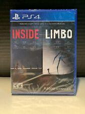 Interior/Limbo Doble Pack-PlayStation 4 Nueva