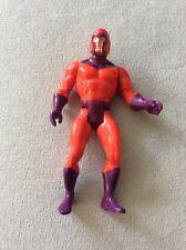 Vintage X-Man Magneto Auction Figure 1984 Marvel Comics Group Toy Hong Kong