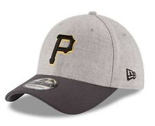 Pittsburgh Pirates New Era 39Thirty Change Up Heather S/M Fitted Cap Hat