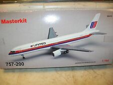 masterkit United 757-200 1/144 scale kit N416WN