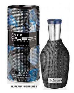 Pure Custo Barcelona Man 100ml. Eau Parfum Spray Edicion Limitada