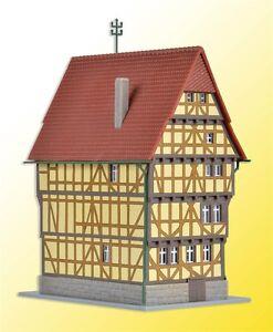 kibri 36407 Spur Z Haus am Kirchplatz in Alsfeld #NEU in OVP