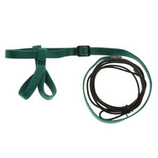 Parrot Bird Leash Outdoor Adjustable Harness Training Rope S Size