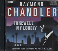 Raymond Chandler Farewell My Lovely 2CD Audio Drama NEW BBC Radio 4 Full Cast